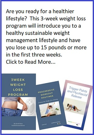3 week weight loss programme patel